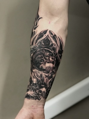 Part of full sleeve pro