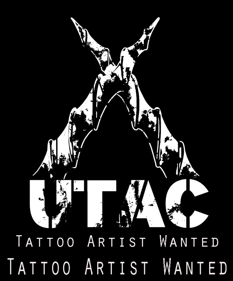 Professional Tattoo Artist Required!